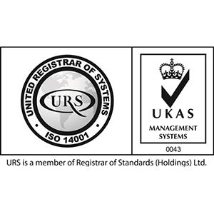 ISO 14001:2015 logo