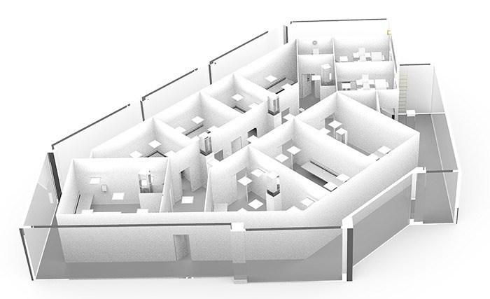 Laboratory suite