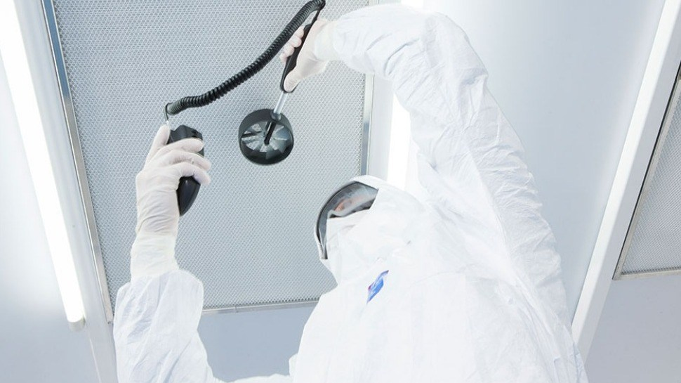 Cleanroom Testing & Support