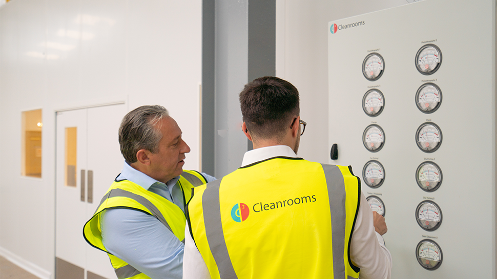 Smart Cleanrooms