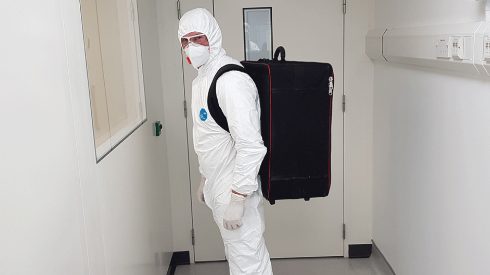 Cleanroom Validations