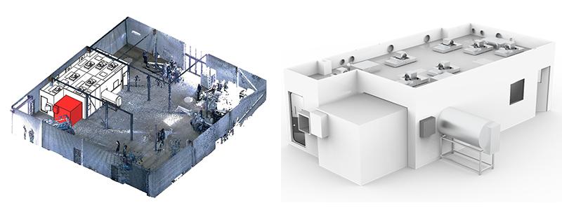 3D Building Information Modelling
