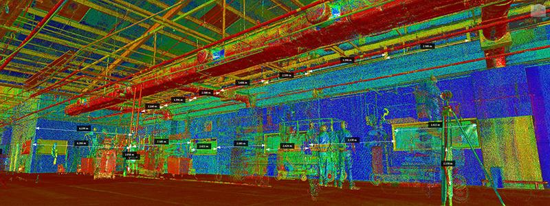 3D Site Survey Scan