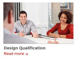 Design Qualification