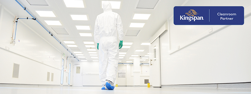 Kingspan Panel System Cleanroom