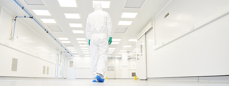 Kingspan UltraTech Panel System Cleanroom