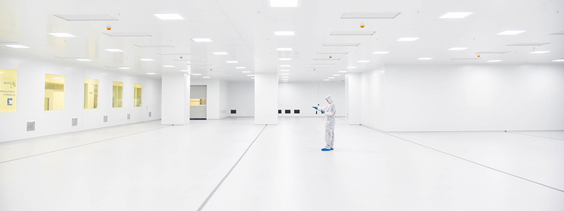 Kingspan UltraTech Precision Flush Cleanroom System