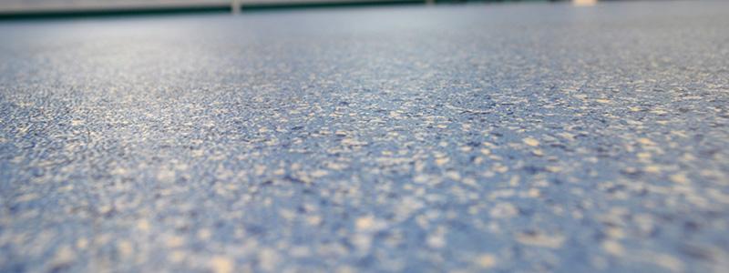 Cleanroom flooring - jigsaw