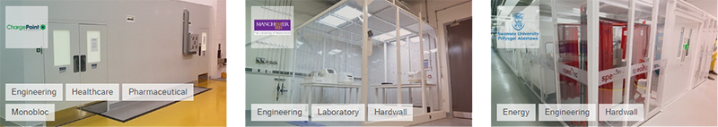 ISO Class 6 Cleanroom Case Studies