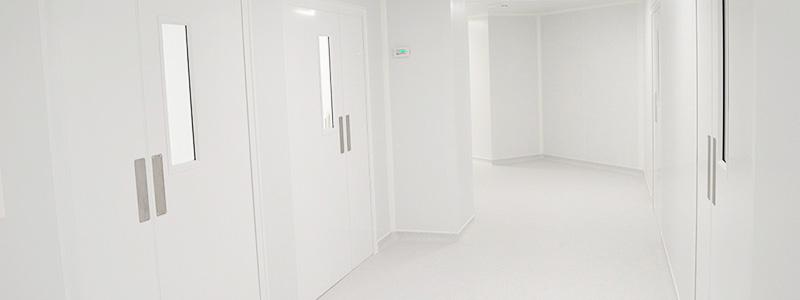UltraTech Precision Flush Doors