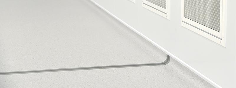 Vinyl Cleanroom Flooring