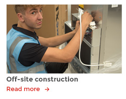 Offsite construction
